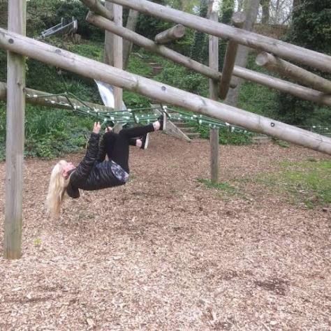 me upside down